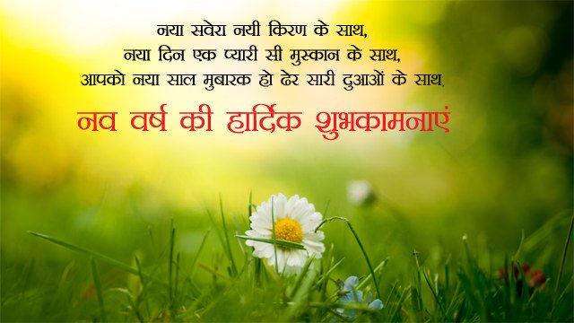 Happy new year 2018 hd greetings images quotes status wishes msg happy new year wishes in hindi m4hsunfo